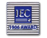 Ugo Piovan's IEC Award